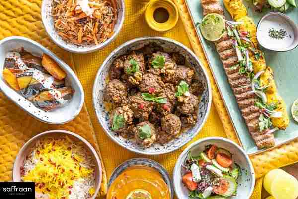 Saffraan Restaurant Menu-2