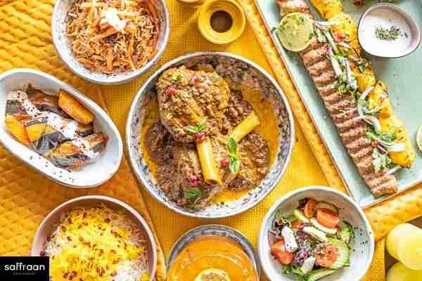 Saffraan Restaurant Menu-3