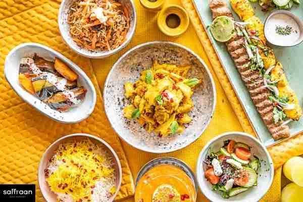 Saffraan Restaurant Menu-4